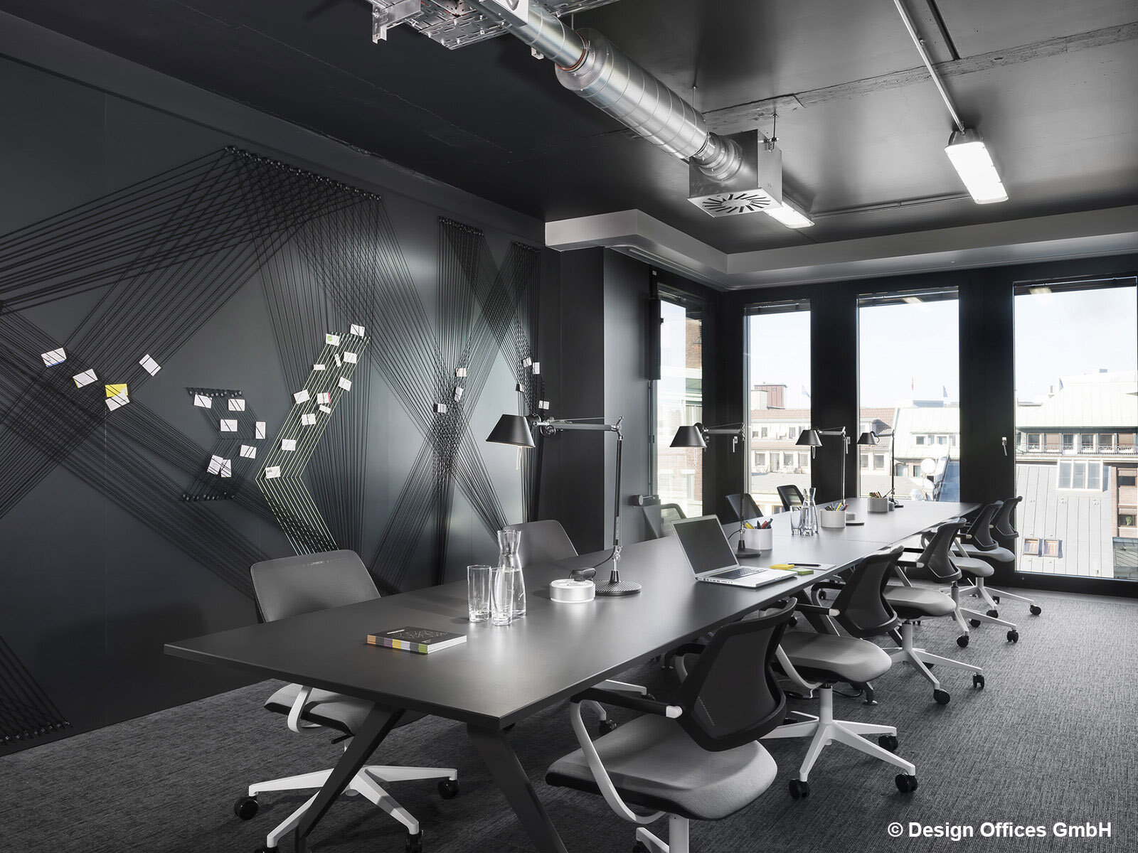 design offices | flexible laufzeiten in style - hellomonday